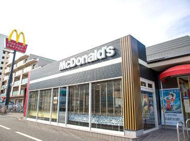 マクドナルド若葉店の画像・写真
