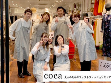 coca ららぽーと甲子園店の画像・写真