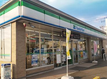 ファミリーマート 松山土居田駅前店の画像・写真