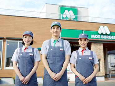 モスバーガー富山上飯野店の画像・写真