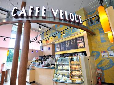 カフェ・ベローチェ 難波なんさん通り店の画像・写真