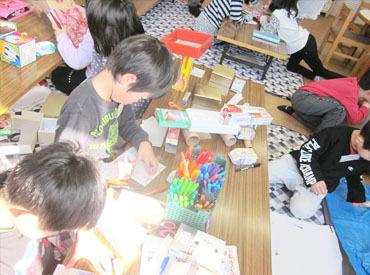 十日市場小学校 放課後キッズクラブの画像・写真