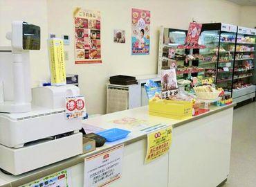 ワタキューセイモア関東支店 売店課89597[勤務地:宮本病院内の売店スタッフ] の画像・写真