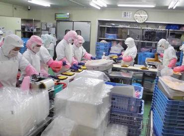 わかば食品株式会社 わかば食品株式会社 茨城工場の画像・写真