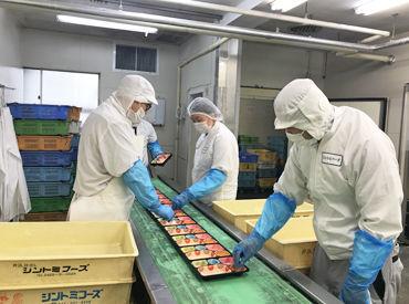 シントミフーズ株式会社 岡谷支店の画像・写真