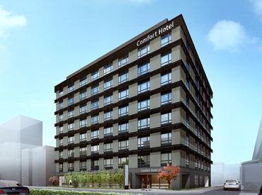コンフォートホテル京都東寺 ※2021年4月8日OPENの画像・写真