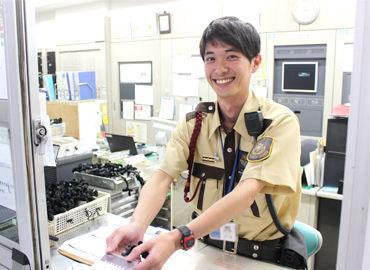 株式会社パルコスペースシステムズ 名古屋事業所 保安警備担当の画像・写真