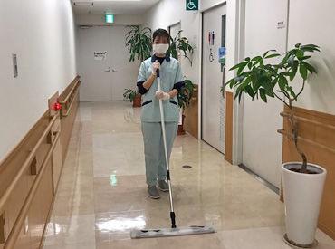 株式会社クロス・サービス ※勤務地:衣山クリニックの画像・写真