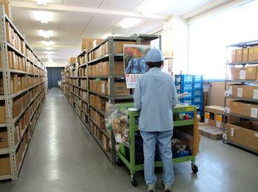 関東NOK販売株式会社 物流センターの画像・写真