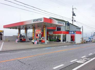 株式会社西日本エネルギー ※勤務地:セルフ北長浜の画像・写真