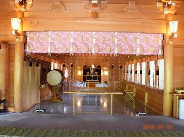 廣幡八幡宮の画像・写真