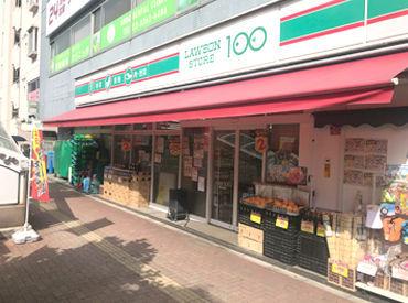ローソンストア100 東中野店の画像・写真