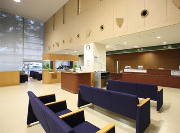 エヌビーエス株式会社 ※勤務地:名古屋市北区の病院の画像・写真