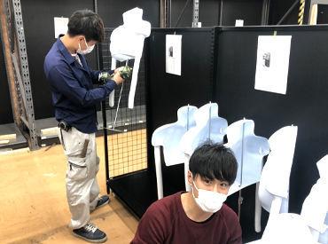 株式会社什器ジャパン 小岩エリアの画像・写真