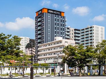 アパホテル(APA HOTEL)〈綾瀬駅前〉の画像・写真