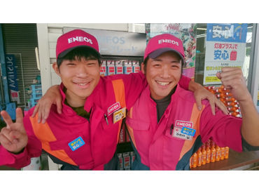 利根日石株式会社  ENEOS DD沼田インター店の画像・写真