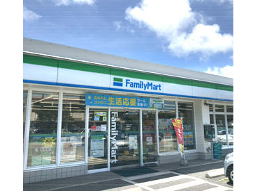 ファミリーマート 糸満賀数店 (※株式会社沖縄ファミリーマート フランチャイズ)の画像・写真