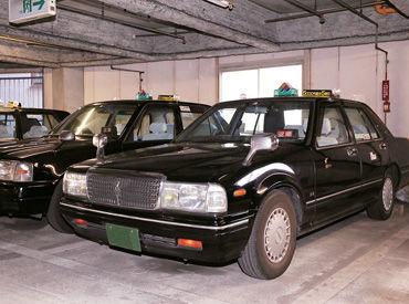 金星タクシー株式会社の画像・写真