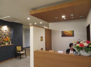 株式会社馬渕商事 ※勤務地:新宿区にあるサービス付きシニア向け住宅の画像・写真