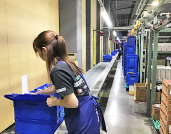 大阪サンヱー物流株式会社 八幡営業所の画像・写真