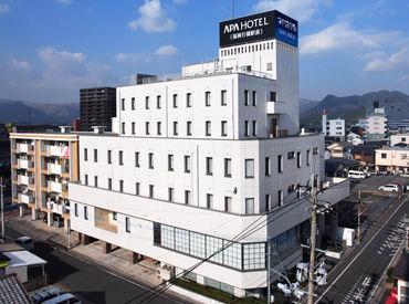 アパホテル(APA HOTEL)〈福岡行橋駅前〉の画像・写真
