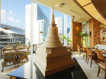 ワールドプロテクター株式会社 KOH SAMUI BY CHEDI LUANG ハービスENTの画像・写真