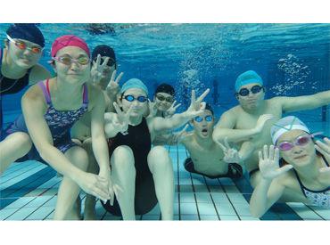 上石神井体育館温水プールの画像・写真