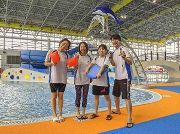 シンコースポーツ株式会社 (勤務地:三島市民温水プール)の画像・写真