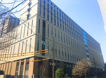 株式会社リンレイサービス (勤務地:新宿区信濃町の大学病院)の画像・写真