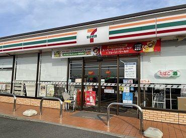 セブンイレブン 羽島竹鼻町丸の内店の画像・写真