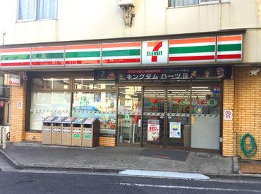 セブンイレブン千葉栄町店の画像・写真