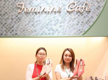フェミニンカフェかほく店の画像・写真