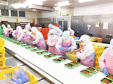 ハーベスト株式会社 湘南工場 調理部の画像・写真