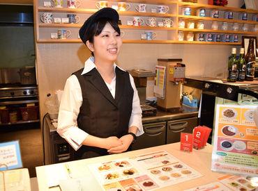 キャピタルコーヒー静岡伊勢丹店の画像・写真