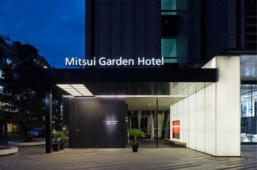 三井ガーデンホテル 銀座プレミアの画像・写真