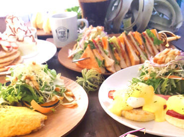 egg cafe 下関店の画像・写真