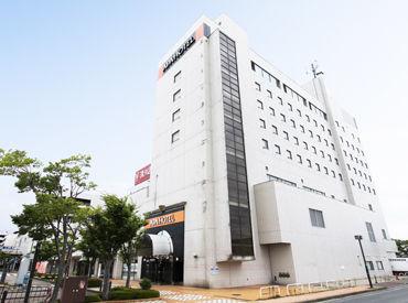 アパホテル(APA HOTEL)〈山形鶴岡駅前〉の画像・写真