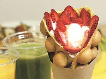 waffle&smoothie GOFUL(ゴッフル)の画像・写真