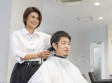 株式会社ハクブン HAIR SALON IWASAKI 新涯店の画像・写真