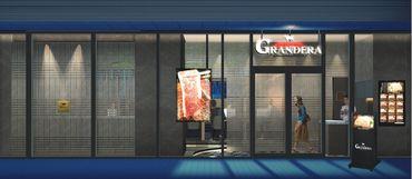 GRANDELA (2021年8月中旬オープン予定)の画像・写真