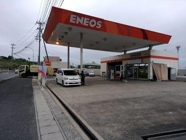 ENEOS  峰石油店 小江SSの画像・写真