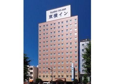 東横イン 徳島駅眉山口の画像・写真