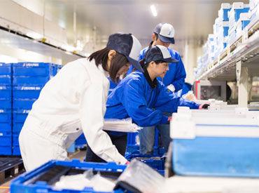 シモハナ物流株式会社の画像・写真