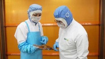 株式会社GFF 関西工場 検査室の画像・写真