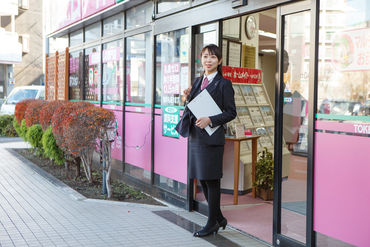 ホームメイト 高山営業所 ※東証一部上場の画像・写真