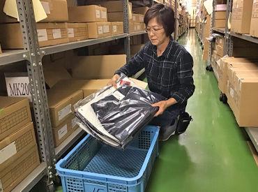菅公学生服株式会社 名古屋ロジセンターの画像・写真
