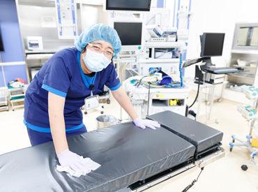 日本ステリ株式会社 国立がん研究センター東病院(ID:647)の画像・写真