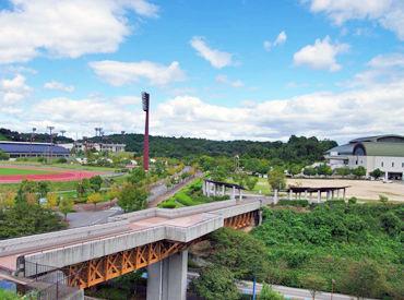広島県立びんご運動公園の画像・写真