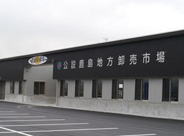 鹿島青果サービス株式会社の画像・写真