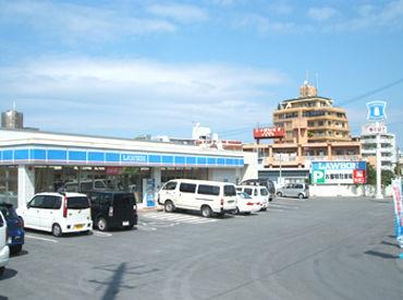 ローソン 陽明高校前店の画像・写真